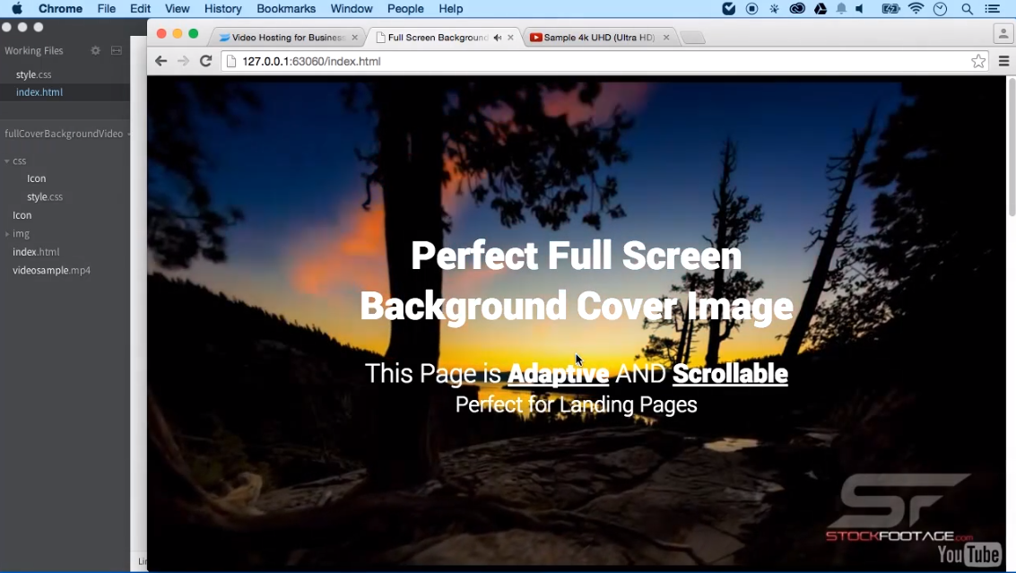 Unduh 7700 Koleksi Background Video Html Terbaik