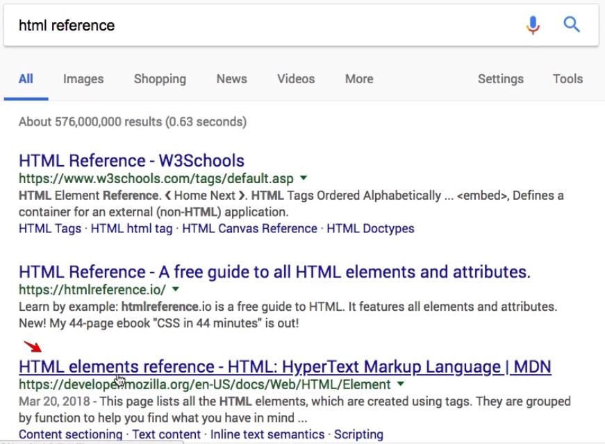 Common HTML Elements (Cheatsheet included) - iLoveCoding