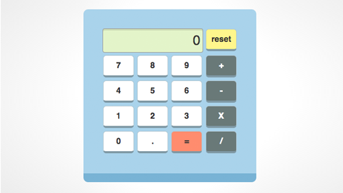 Build a Calculator App with jQuery - iLoveCoding